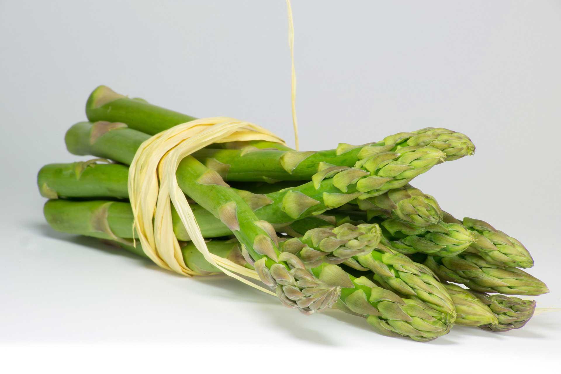 Asparagus-Broccoli Soup - Megan Rogers